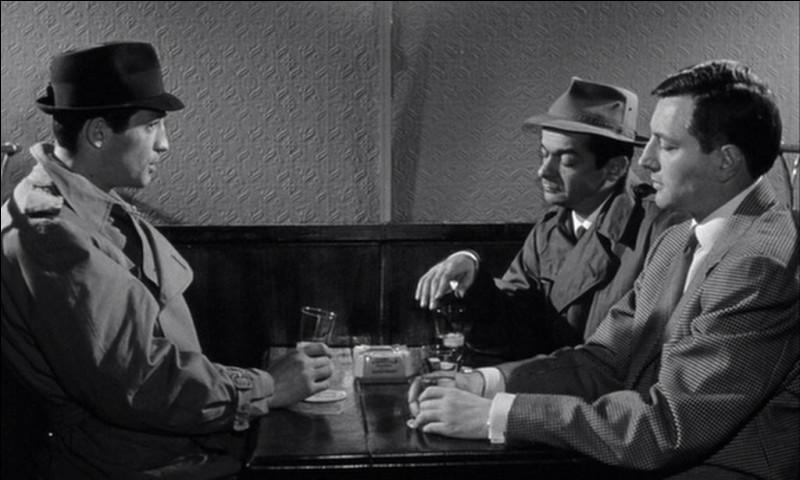 Dans ce film policier de Melville, il est Silien, ami du truand Fogiel (Reggiani) : c'est ...