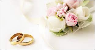 Qui est intervenu pendant son mariage ?