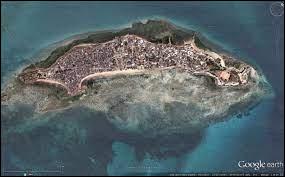 De quel pays fait partie l'île de Mozambique, située dans l'océan Indien ?