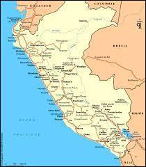 Quels sont les deux pays d'Amérique du Sud ayant une superficie supérieure à celle du Pérou ?