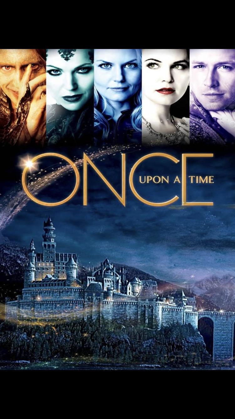 Les lieux ''Once Upon a Time'' en émojis