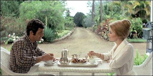 """Quelle actrice est à l'écran dans le film """"La Sirène du Mississipi"""" ?"""