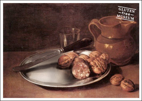 Mais qu'ont-ils fait au tableau de Chardin, ces gougnafiers ? Retrouvez l'original !