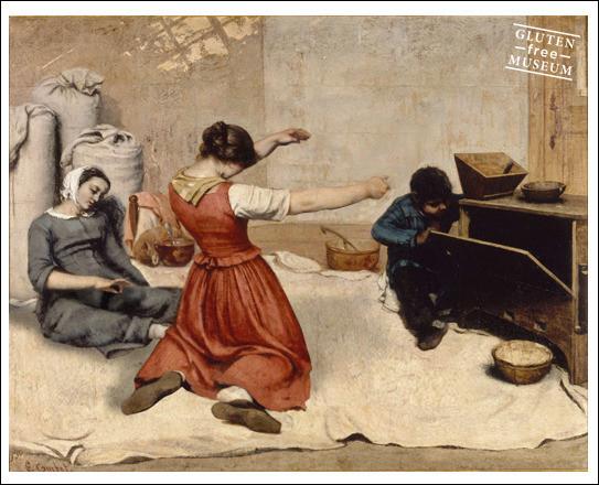 Et ils remettent ça avec Gustave Courbet ! Où trouve-t-on le tableau authentique, sur lequel le personnage central...