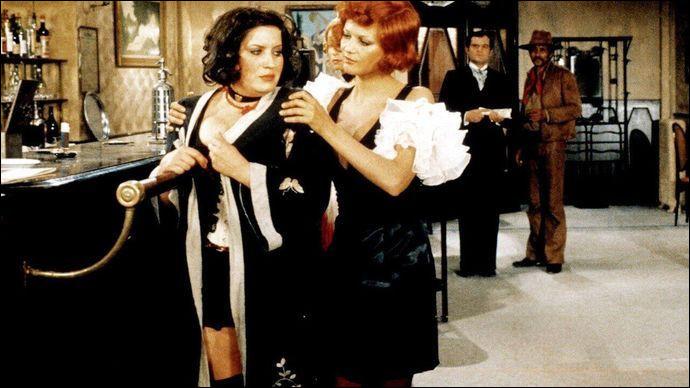 """Ils jouent ensemble dans trois films ; ils partagent la vedette une première fois en 1961 dans puis se retrouvent dans """"Cartouche"""" et en 1972 dans """"la Scoumoune"""" : quelle est cette actrice italienne ?"""
