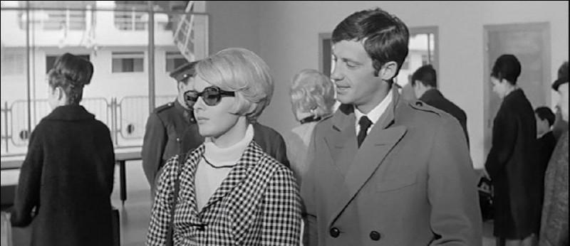 """Elle est Patricia dans """"A bout de souffle"""", puis en 1964, Olga dans """"Échappement libre"""" de Jean Becker : c'est ..."""
