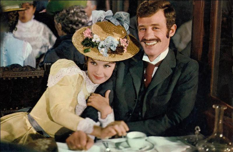 """Elle est Charlotte dans """"le Voleur"""" et Marie-Charlotte Pontalec dans """"l'Incorrigible"""" : c'est ..."""