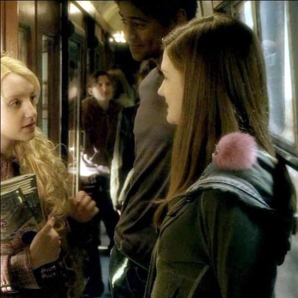Cite le nom du Boursouflet appartenant à Ginny Weasley.