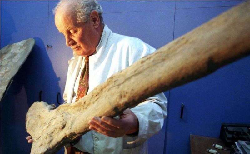 José Bonaparte (1928-2020) est un paléontologue argentin qui a découvert et décrit énormément de dinosaures argentins. Parmi ces espèces, on y trouve Argentinosaure, ainsi que :