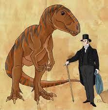 Les paléontologues célèbres partie 5 (dinosaure et paléontologie)