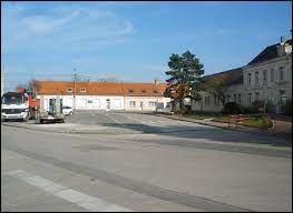 Ville de l'agglomération de Calais, Marck se situe en région ...