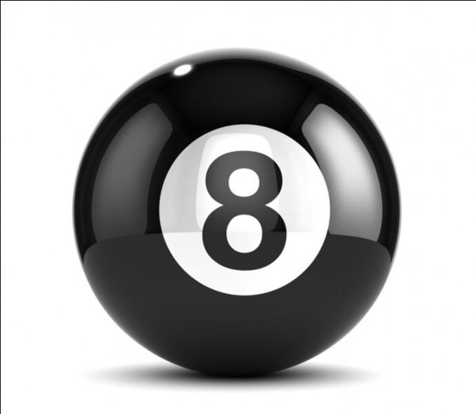 Comment s'écrit le chiffre 8 ?