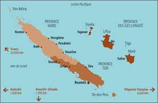 24 septembre 1853 : Quel archipel, découvert par Cook en 1774, devient possession française par le contre-amiral Febvrier Despointes ?