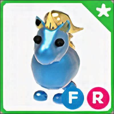 """Est-ce que la """"Diamond Unicorn"""" dans """"Adopt Me"""" coûte des Robux ?"""