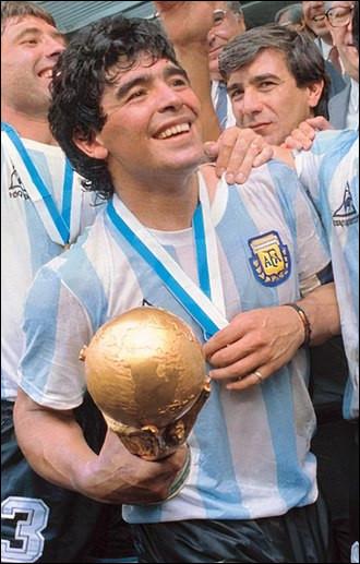 Contre qui gagne-t-il la finale de la Coupe du monde 1986 ?