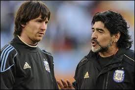 Quel jour Maradona reprend-il l'Argentine sous son aile ?