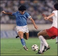 Combien de buts en combien de matchs a marqués Maradona avec le SSC Naples ?