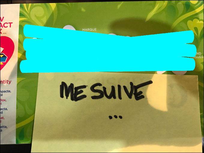 """Gainsbourg aurait dit : """"Sous aucun prétex(te)...""""[Quelle est cette marque ?]"""