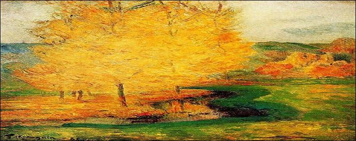 L'automne annonce une explosion de couleurs. C'est ainsi que nous aurons des feuilles d'or dispersées par les vents, mais aussi de superbes nuances oranges flamboyant dans l'air.
