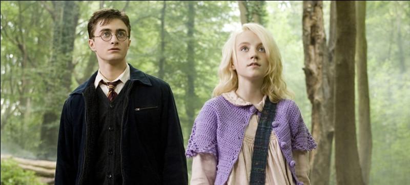 Pourquoi Harry et Luna sont-ils les seuls à pouvoir voir les Sombrals ?