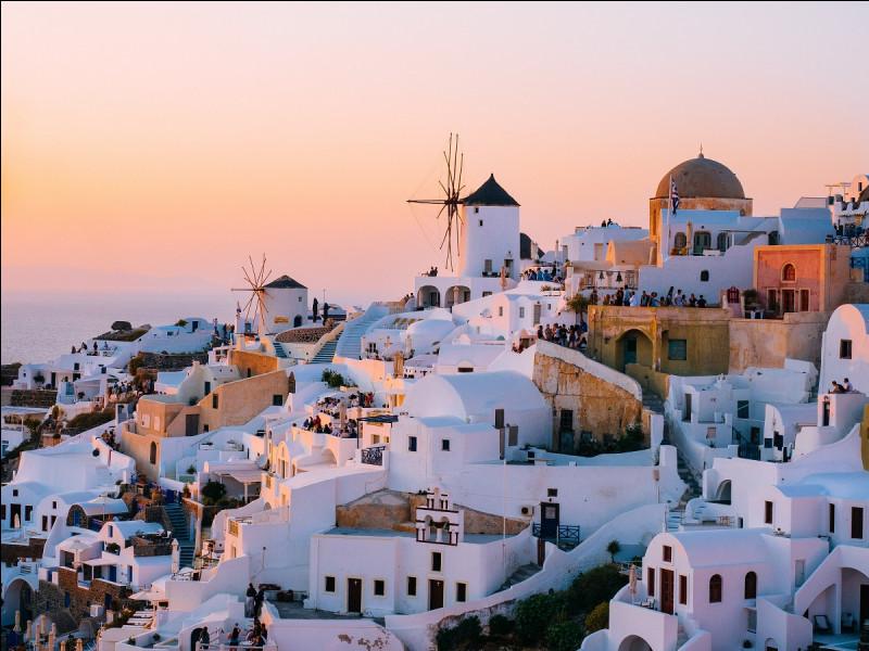 La capitale de la Grèce est...