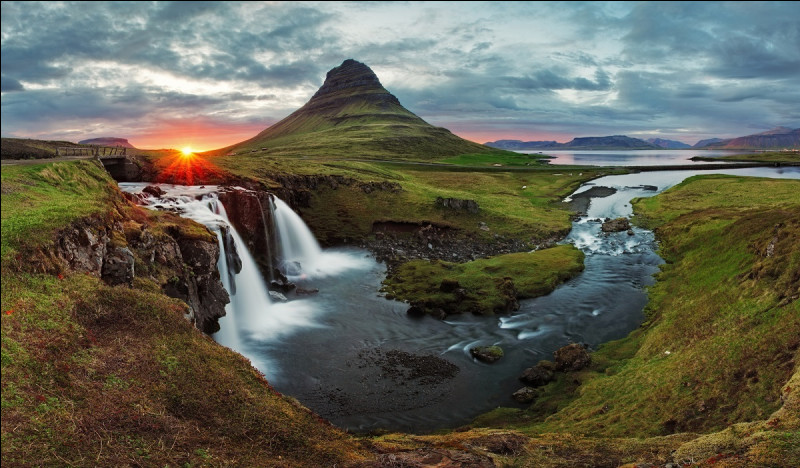 La capitale de l'Islande est...