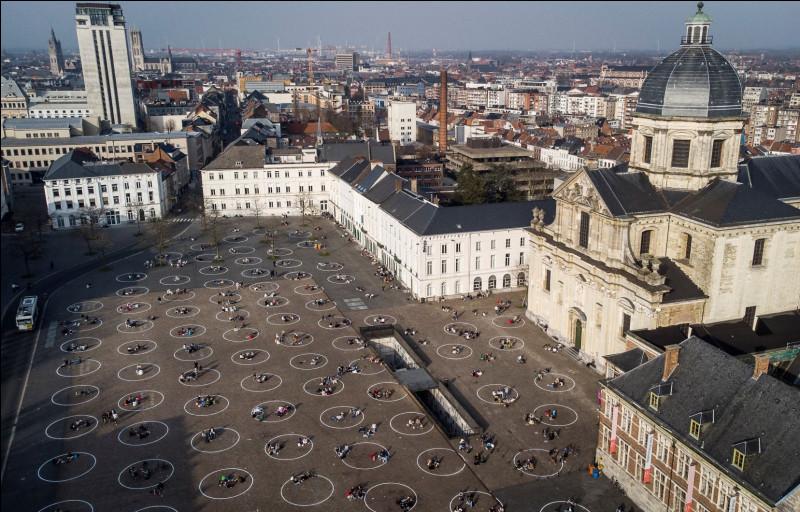 La capitale de la Belgique est...