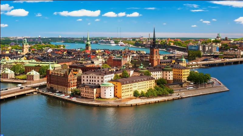 La capitale de la Suède est...