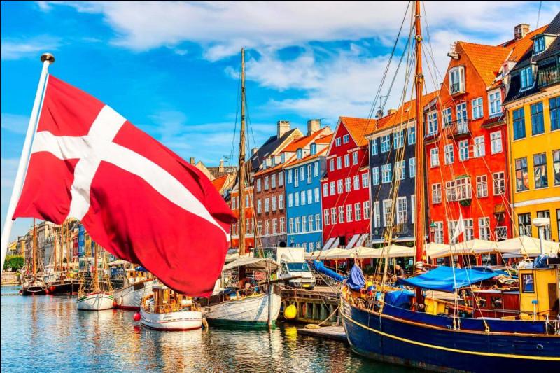 La capitale du Danemark est...