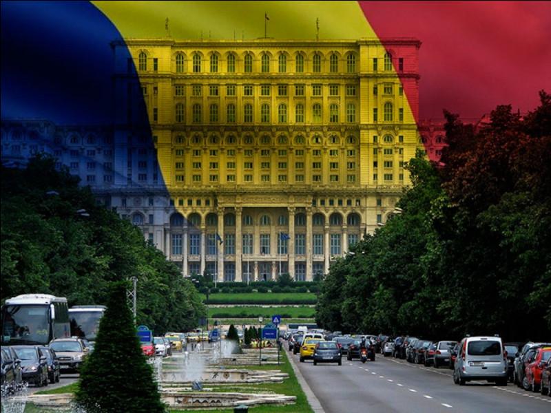 La capitale de la Roumanie est...