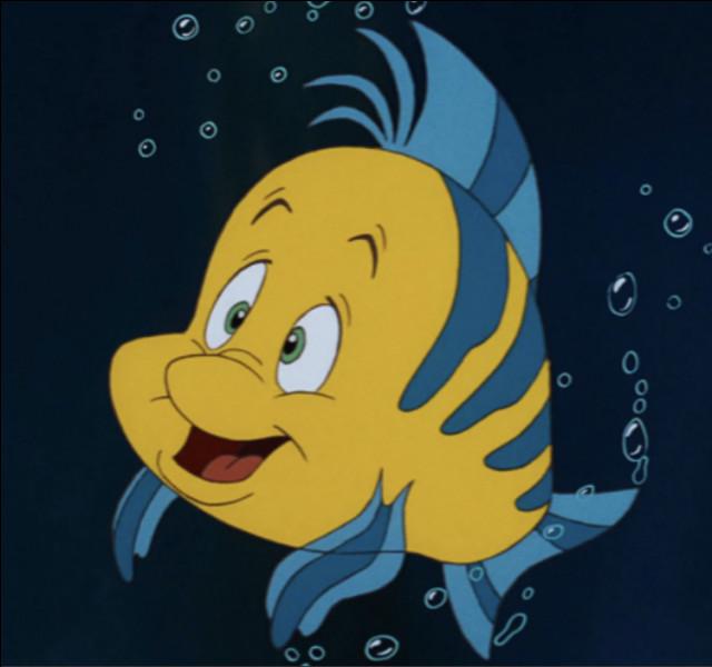 Dans quel Disney ce poisson apparaît-il ?