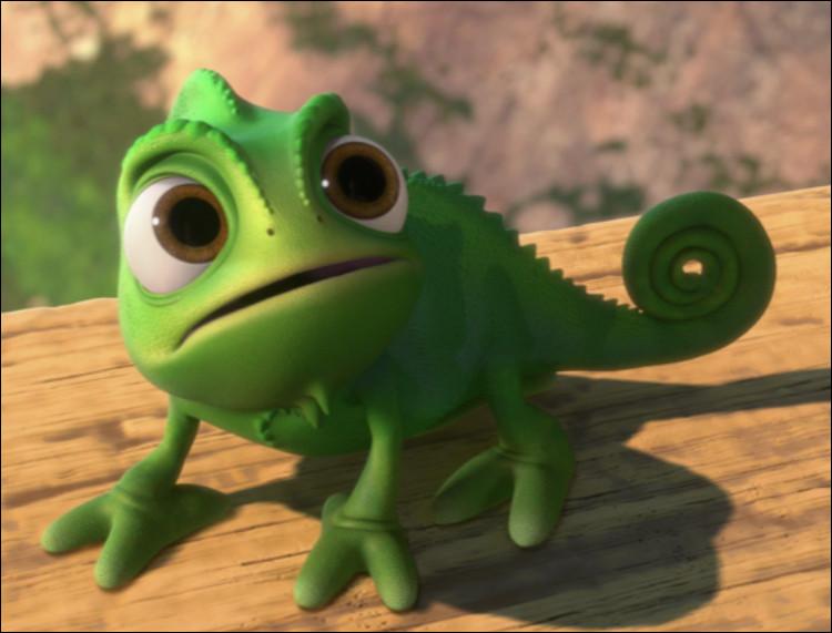 De quel Disney vient ce mignon caméléon ?