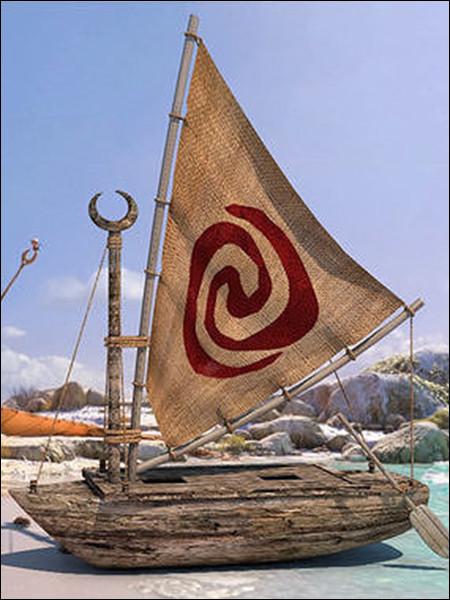 Dans quel Disney apparaît ce bateau ?
