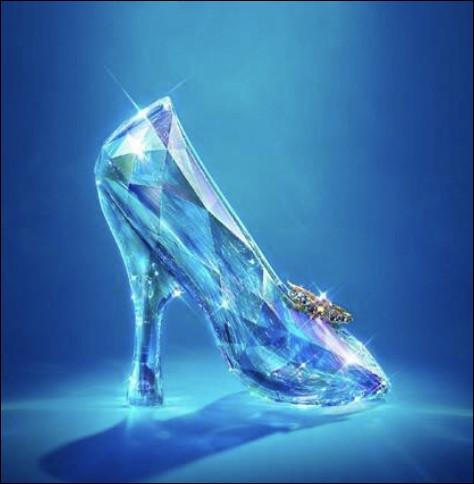 Dans quel Disney cette belle chaussure apparaît-elle ?