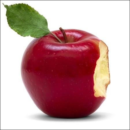 De quel Disney vient cette pomme ?