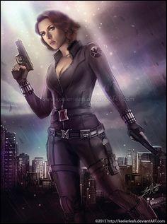 Pourquoi Black Widow ne peut-elle pas avoir d'enfant ?