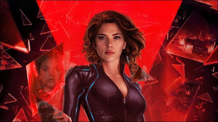 Dans quel film Marvel fait-elle sa première apparition ? (Black Widow)