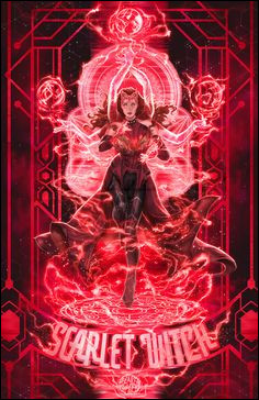 Comment Scarlet Witch a-t-elle eu ses pouvoirs ?