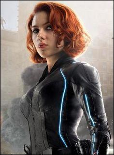 """Quelle scène Black Widow voit-elle lors de son rêve dans """"Avengers : L'Ère d'Ultron"""" ?"""