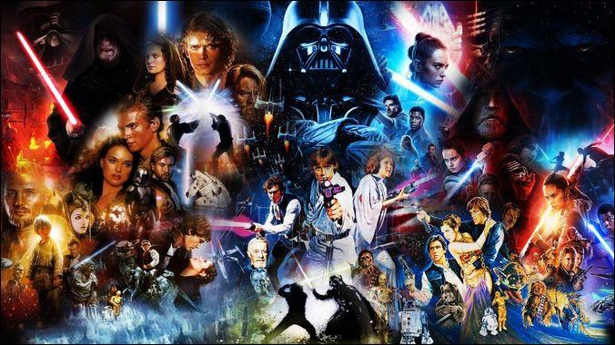 """Quel mot termine-t-il cette réplique de Star Wars ?"""" Je suis ton... """""""