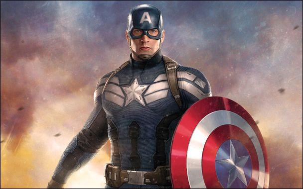 """Peux-tu finir cette réplique de Captain America ?"""" J'ai manqué..."""""""