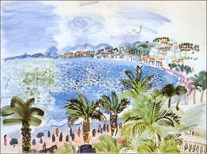 Quel était le prénom de l'épouse du peintre Raoul Dufy ?