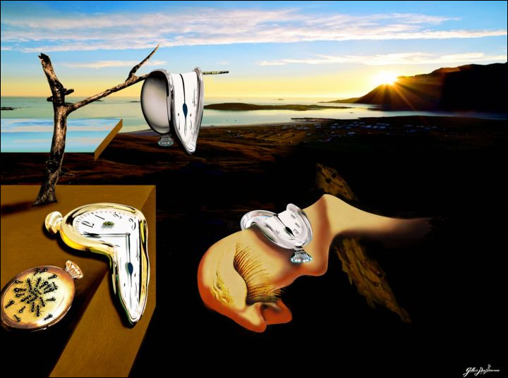 """C'est après avoir regardé du fromage que Salvador Dali eut l'idée du tableau """" La Persistance de la mémoire"""".Quel était ce fromage ?"""