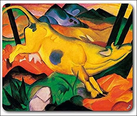 Qu'avait été Franz Marc avant d'être peintre ?