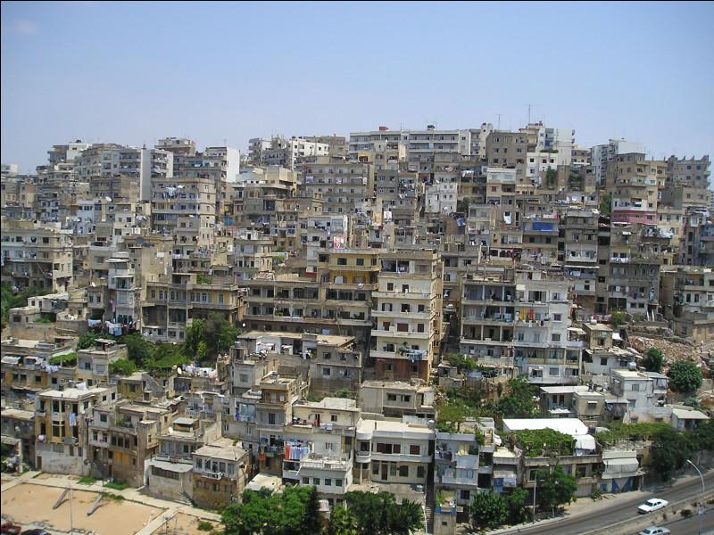 Tripoli est la capitale de la Libye, mais le nom est aussi celui de la 2e ville d'un État du Moyen-Orient. Lequel ?