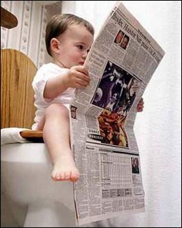 Aimer lire dans le journal la rubrique des ... écrasés.