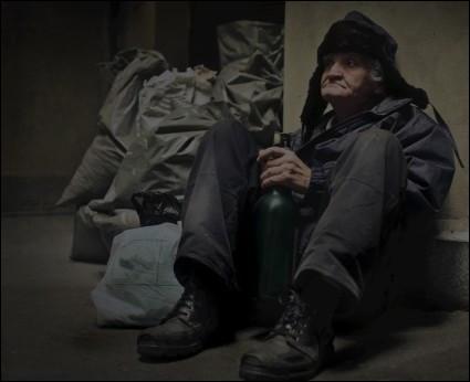 Il vivait dans la rue. Il avait une vraie vie de...