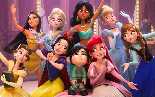 Quelle princesse Disney a perdu sa chaussure dans les escaliers ?