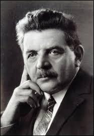 Maire de Lyon, président du parti radical, il accède à la présidence du Conseil en 1924. Qui est-il ?