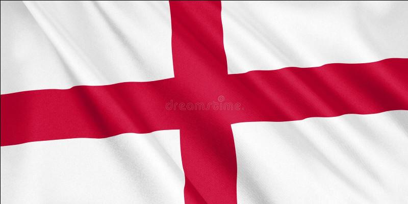 Celui-ci est assez facile. Quel est le pays ce drapeau ?